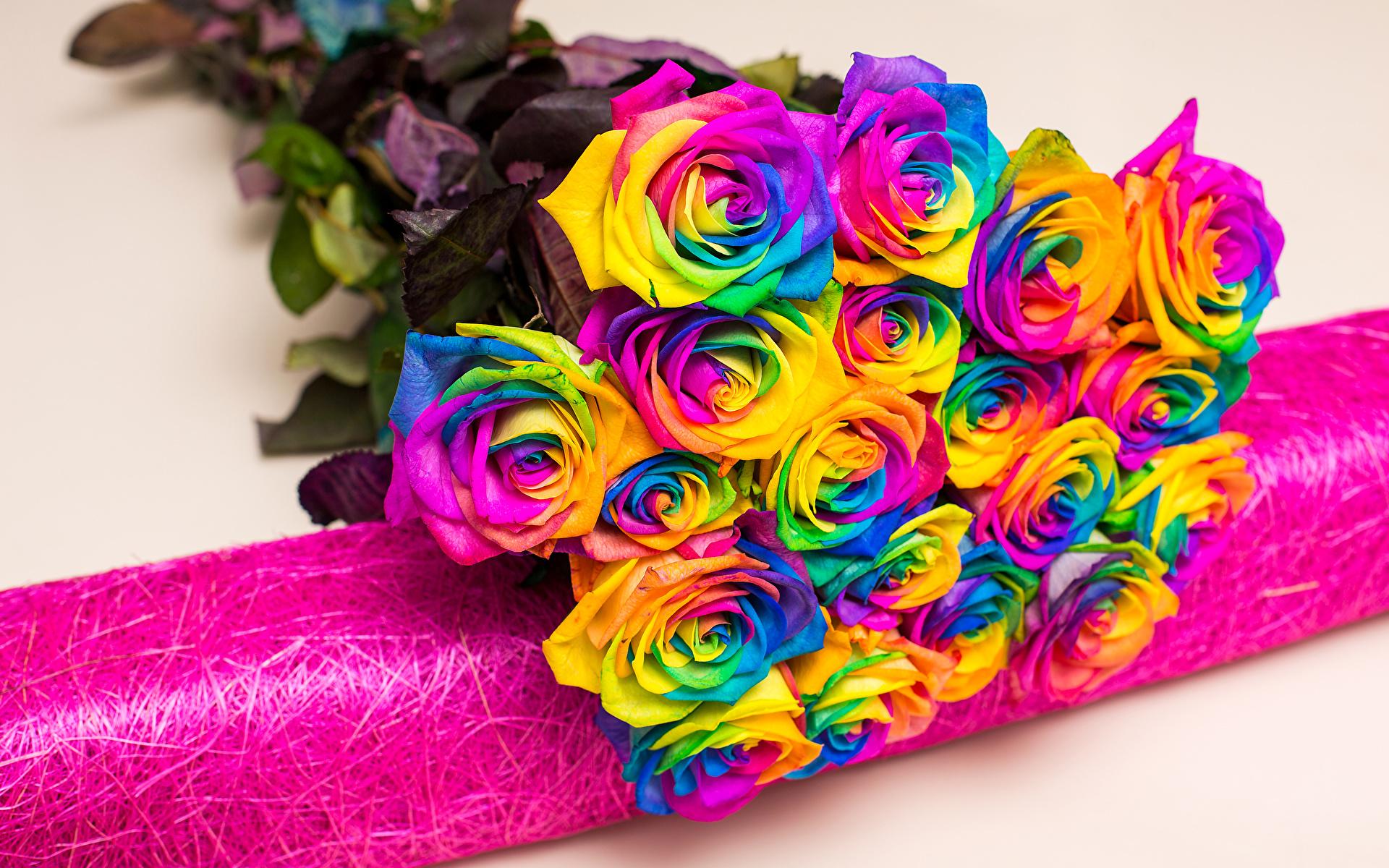 Bouquets_Roses_Multicolor_530983_1920x12
